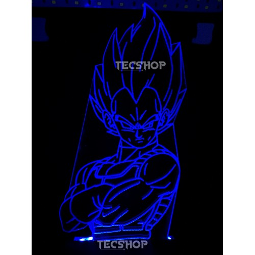 LAMPARA LED  VEGETA