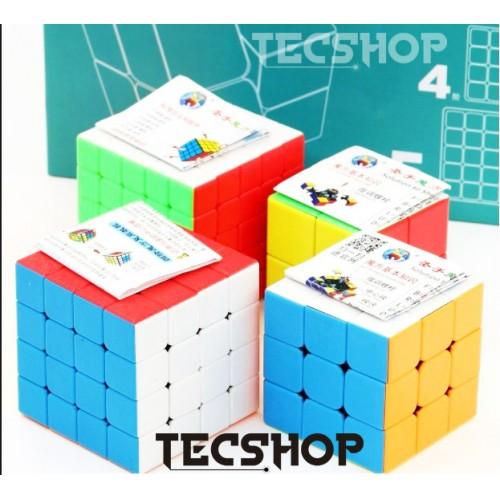 Set de 4 cubos Shengshou Gem