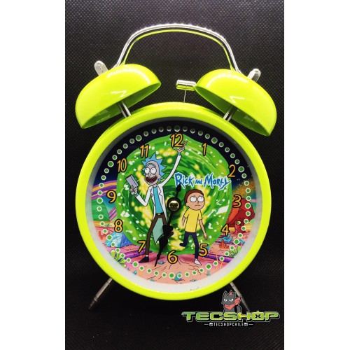 RELOJ MOTIVO RICK  AND MORTY